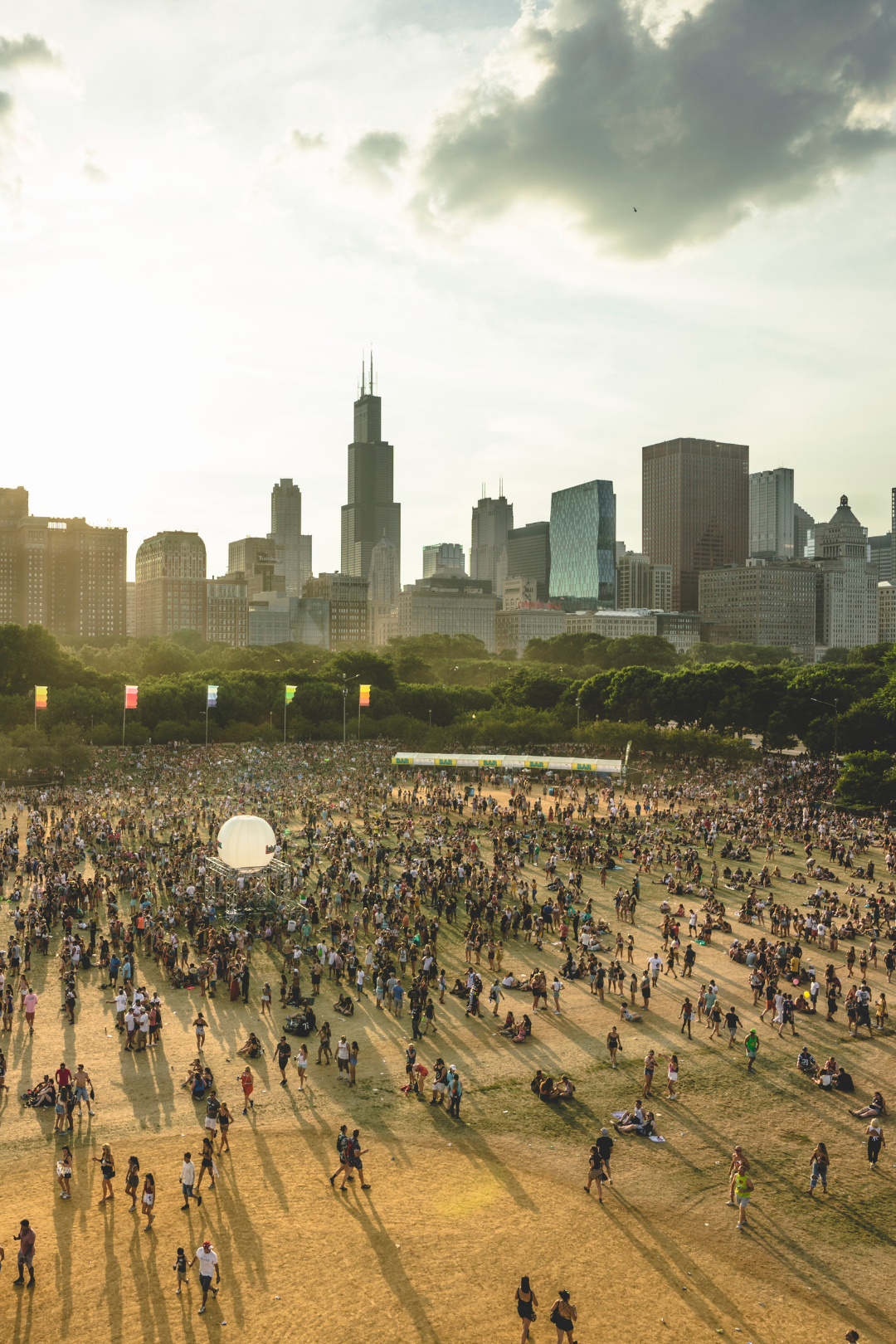 Single-Day Lollapalooza Tickets On Sale + Schedule