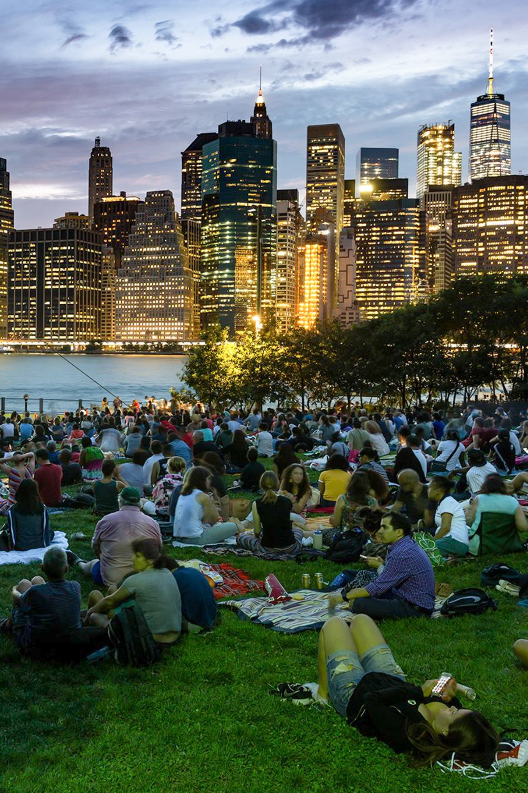 Movies With A View At Brooklyn Bridge Park Lineup Announced