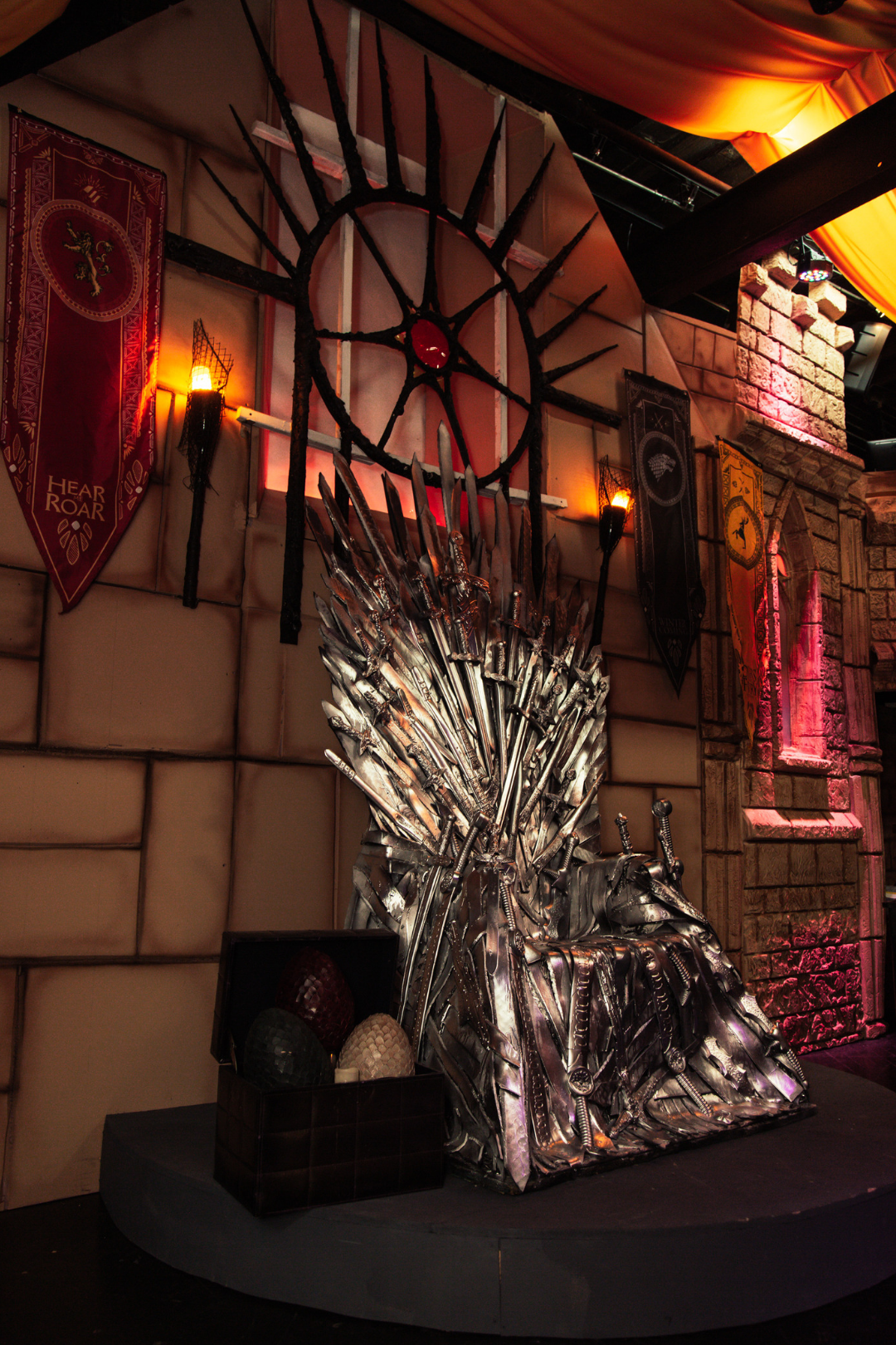 The Ultimate 3-Level Game of Thrones Pop-Up Is Open