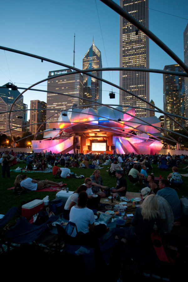 Millennium Park Announces Summer Movies In The Park