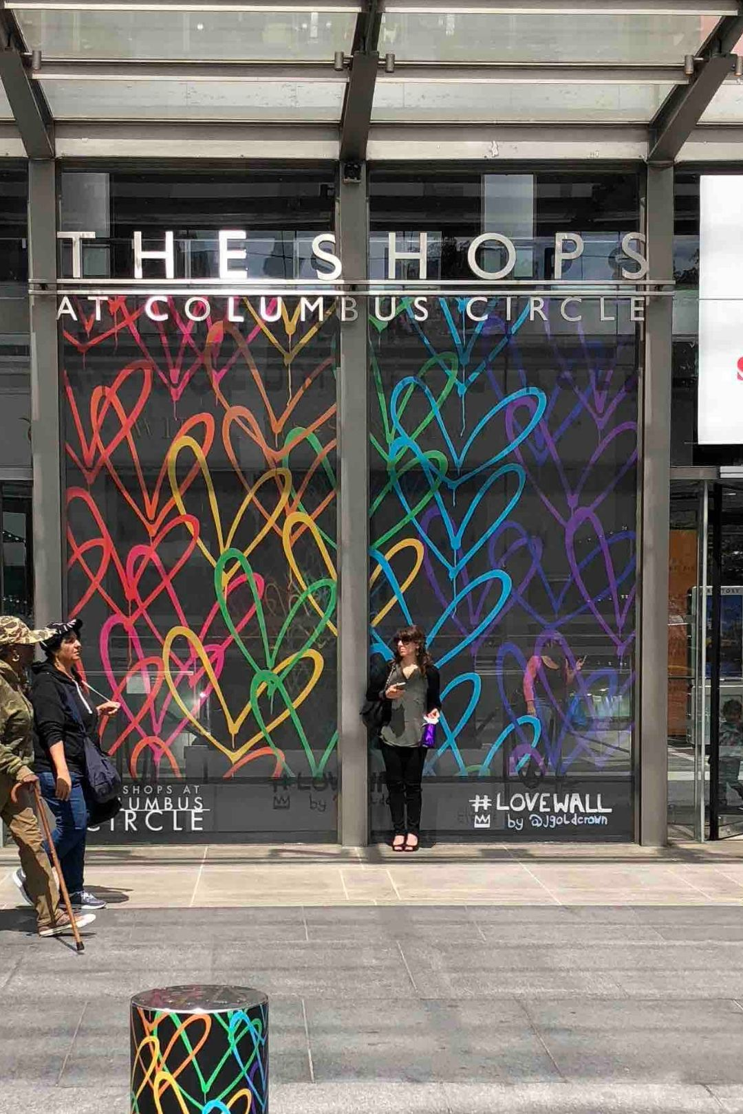 Celebrate Pride Month at The Shops at Columbus Circle